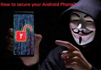 How to secure your android phones?