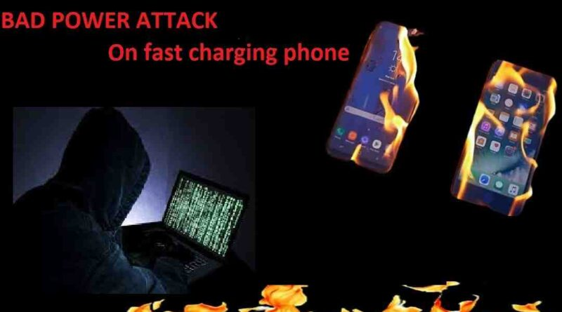 Can Hacker Explode Fast Charging Smartphone